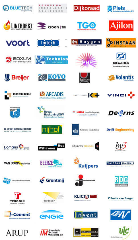 Logos installatietechniek