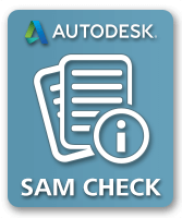 Autodesk software check