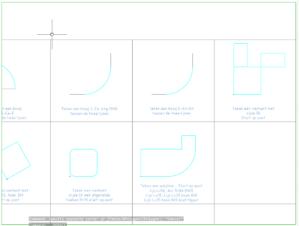 AutoCAD update training