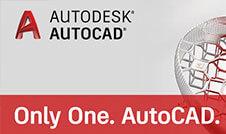 Only One AutoCAD uitgelicht